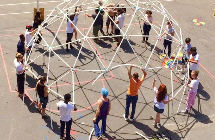 Refugee theatre company Good Chance establishes Paris performance space