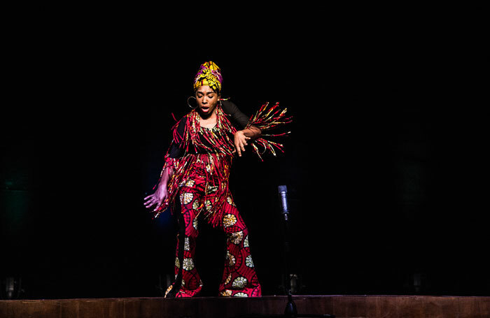 Ifeoma Fafunwa's Hear Word!, featuring ten of Nigeria's best-known performers, will be part of this year's festival. Photo: Chris van der Vorm