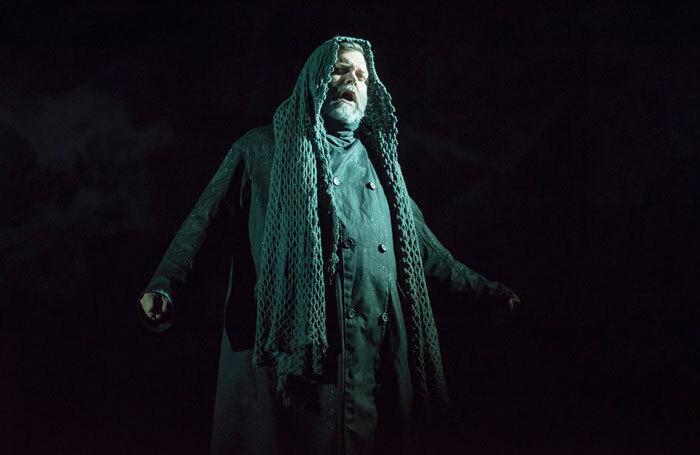 Simon Thorpe in Der Fliegende Hollander at Longborough Festival Opera. Photo: Matthew Williams-Ellis