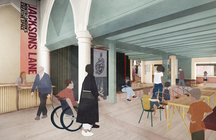 Jacksons Lane £5.1m revamp to make it 'leading venue' for contemporary circus