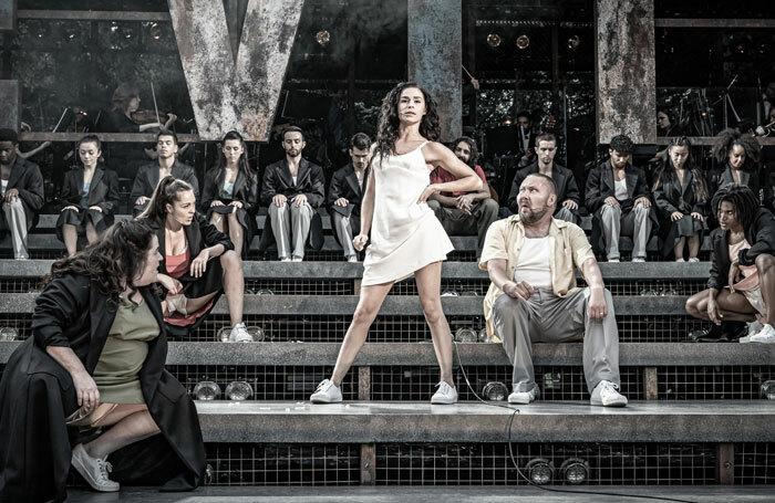 Open Air Theatre's Evita announces Barbican transfer as part of new season