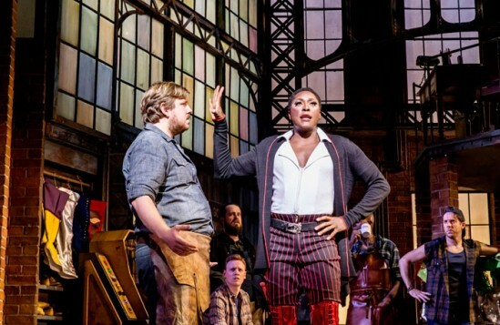 Jamie-Baughan-(Don)-and-Matt-Henry-(Lola)-in-Kinky-Boots---photo-Johan-Persson