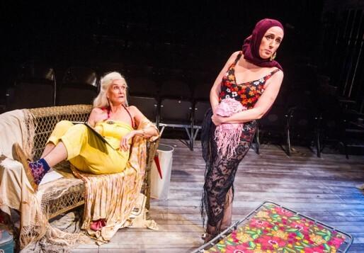 Grey Gardens-Southwark Playhouse-56