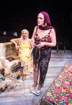Grey Gardens-Southwark Playhouse-84