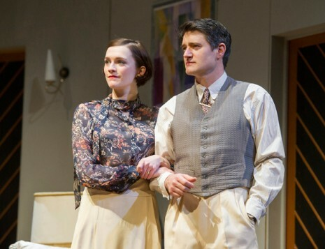 'Private Lives' Play on Tour