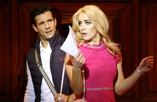 legally blonde Curve Theatre Leicester
