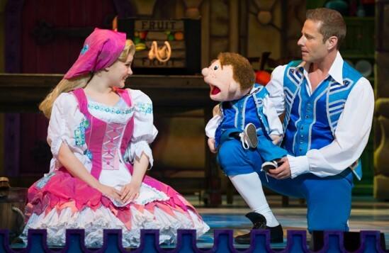 Cinderella-at-the-London-PalladiumNatasha-J-Barnes-(Cinderella),-Paul-Zerdin-(Buttons)-