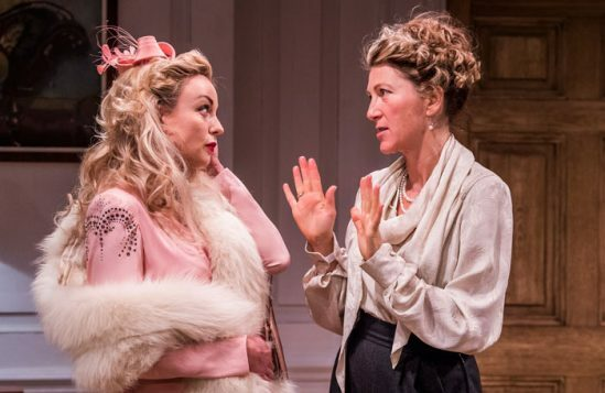 Helen George and Eve Best Love-In-Idleness-Menier-418