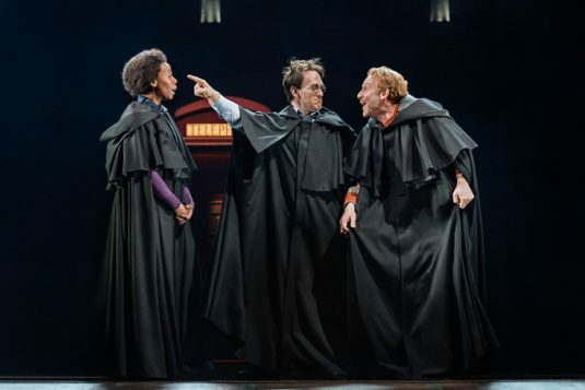 HARRY POTTER AND THE CURSED CHILD at New York's Lyric Theatre