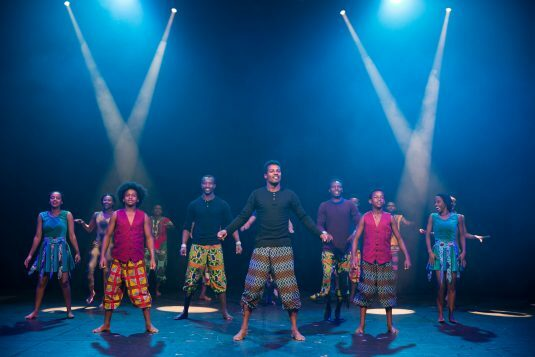 Circus Abyssinia - Cast (Photo Credit - Matilda Temperley)