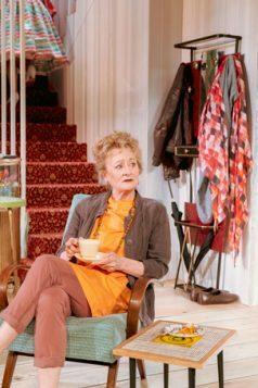 034 Sian Thomas as Sylvia in Home, I'm Darling (c) Manuel Harlan