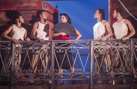 Carmen La Cubana-Sadler's Wells-07