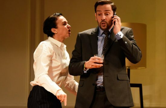 Amanda-Abbington-Ralf-Little-in-God-of-Carnage-at-Theatre-Royal-Bath