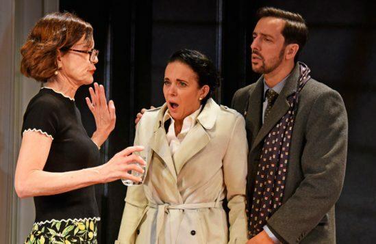 Elizabeth-McGovern-Amanda-Abbington-Ralf-Little-in-God-of-Carnage-at-Theatre-Royal-Bath