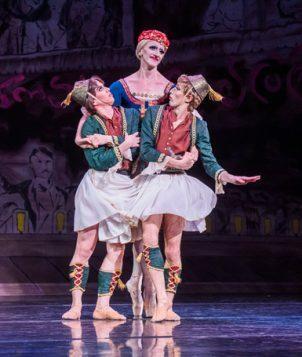 Les Ballets Trockadero De Monte Carlo-Peacock-348