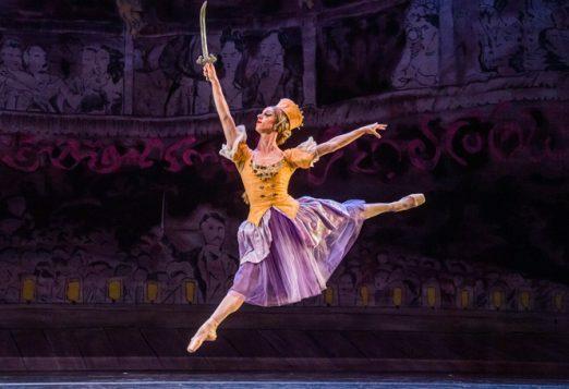 Les Ballets Trockadero De Monte Carlo-Peacock-399