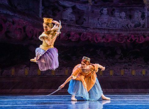 Les Ballets Trockadero De Monte Carlo-Peacock-434