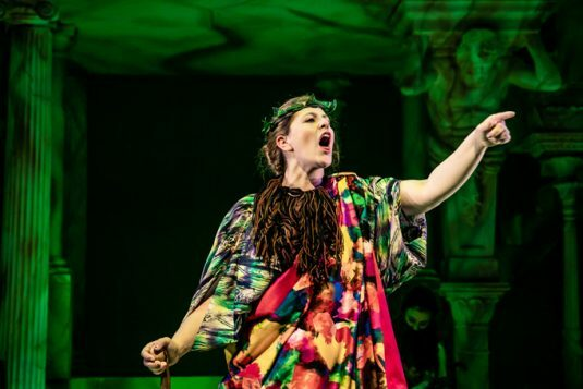 Lydia Bewley in Nuffield Southampton Theatres (NST) production o