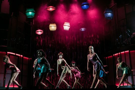 Sweet Charity - September 2018 P © Nottingham Playhouse (3)