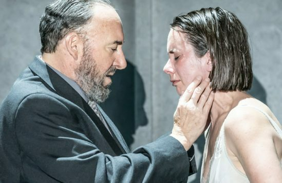 Antony-Sher-and-Kate-O'Flynn-in-Pinter-One