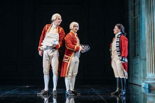 The Madness of George III - November 2018 P © Nottingham Playhouse (10)