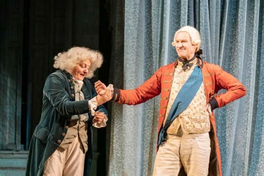 The Madness of George III - November 2018 P © Nottingham Playhouse (5)