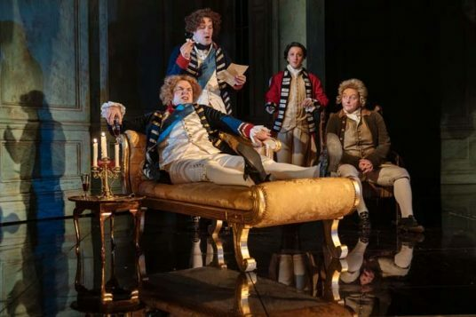 The Madness of George III - November 2018 P © Nottingham Playhouse (7)