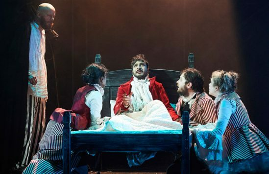 A-Christmas-Carol-company-at-Bristol-Old-Vic,-credit-Geraint-Lewis