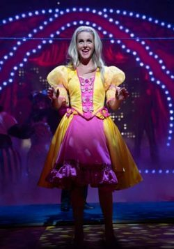 Goldilocks and the Three Bears - Theatre Royal Newcastle - Larua Evans - Credit Paul Coltas