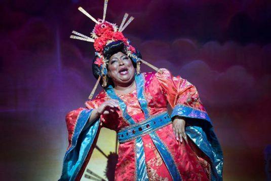 Linda John-Pierre as The Empress. Credit Craig Sugden