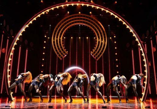 The Cast of THE CHER SHOW on Broadway - photo by Joan Marcus - 0025r