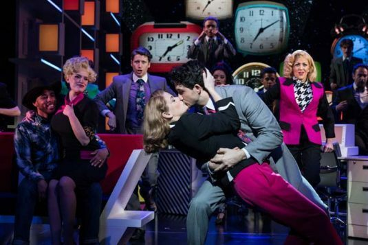 9-TO-5-THE-MUSICAL.-Caroline-Sheen-Violet-Newstead-and-Christopher-Jordan-Marshall-Joe-and-company.-Photo-Craig-Sugden1