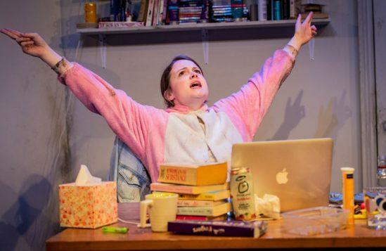 Original-Death-Rabbit---Jermyn-Street-Theatre---The-Original-Death-Rabbit-(Kimberley-Nixon)---photo-Robert-Workman-2