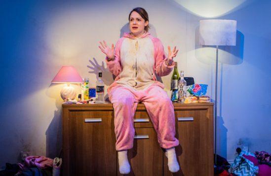 Original-Death-Rabbit---Jermyn-Street-Theatre---The-Original-Death-Rabbit-(Kimberley-Nixon)---photo-Robert-Workman-5