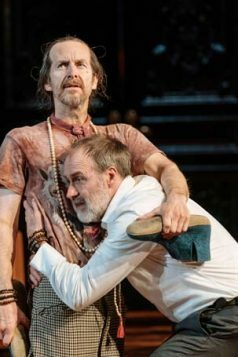 Denis O'Hare, Kevin Doyle in Tartuffe by Molière in a new version by John Donnelly. Image by Manuel Harlan