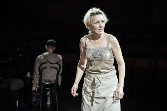 Sweeney Todd at the Everyman - Kacey Ainsworth. Photo by Marc Brenner-1490