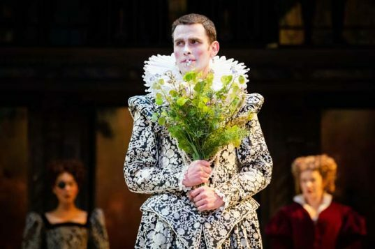 The Taming of the Shrew. Photos: Ikin Yum