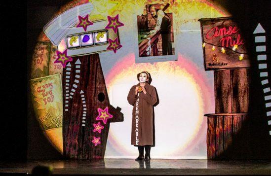 Roots at Church Hill Theatre, Edinburgh. Photos: Gaelle Beri