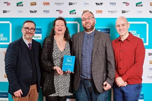 Achievement in Technical Theatre 2020