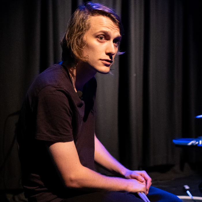 Antosh Wojcik. Photo: Madeleine Rose.