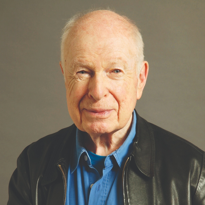 Peter Brook. Photo: Regis d'Audeville