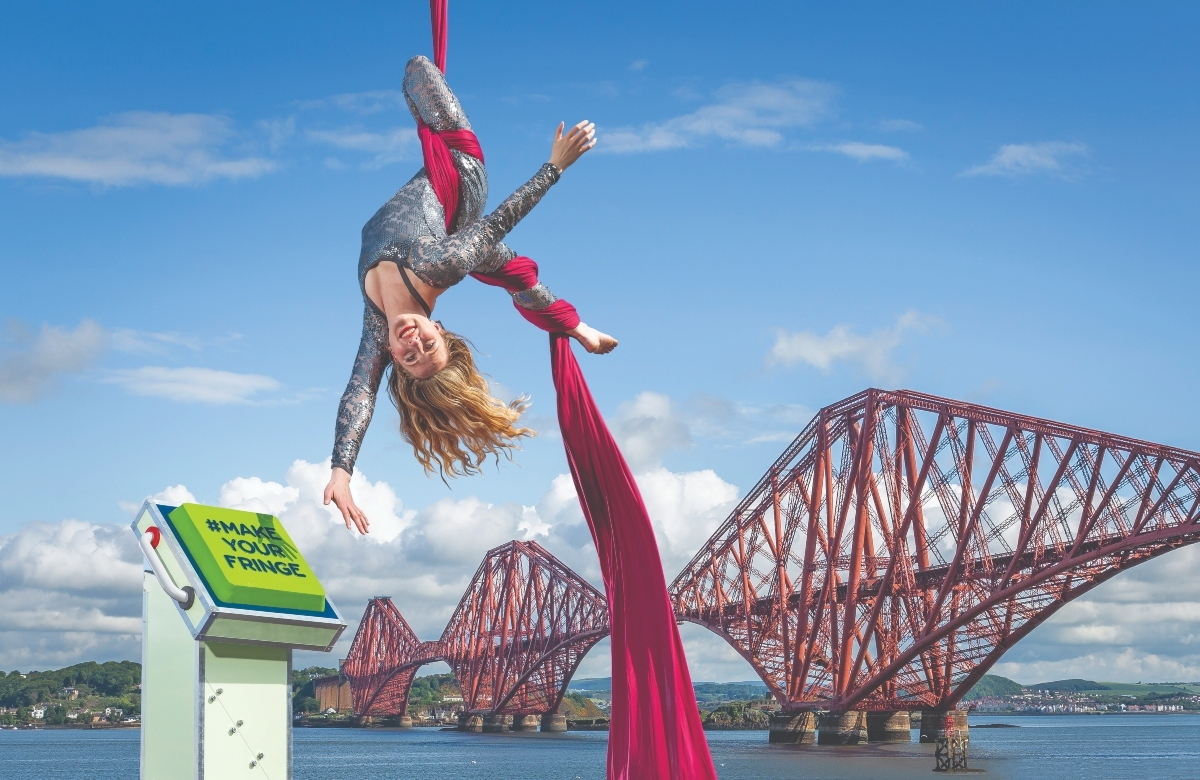The Edinburgh Festival Fringe 2019 programme includes 3,841 shows – with 1,059 listed in the theatre