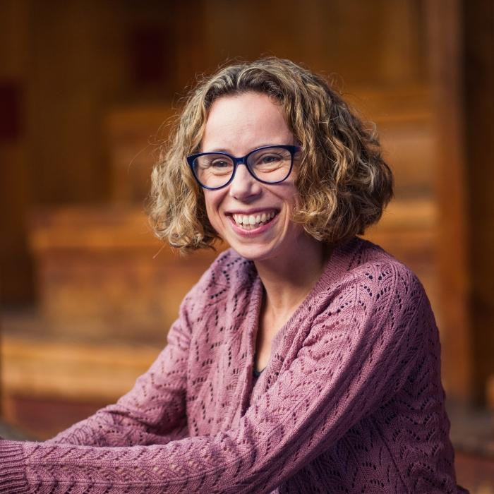 Michelle Terry, artistic director of Shakespeare's Globe.jpg