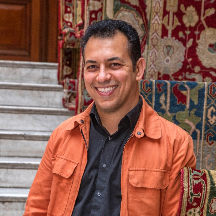 Tarek Iskander, artistic director of Battersea Arts Centre