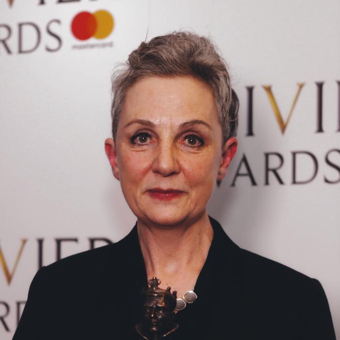 Vicki Mortimer. Photo: Pamela Raith