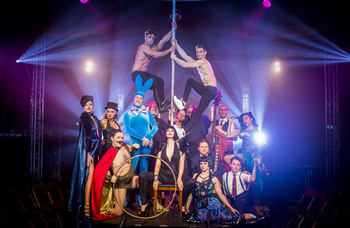 David Bates: It's time the theatre establishment treated cabaret-variety with more respect