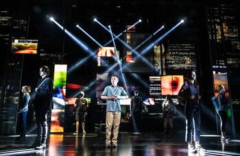 Dear Evan Hansen at Noel Coward Theatre, London – review round-up