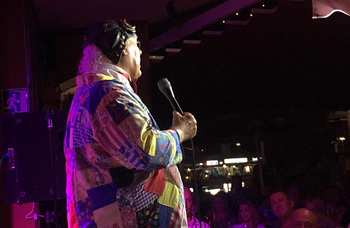 Middlesbrough venue defends decision to programme Roy Chubby Brown