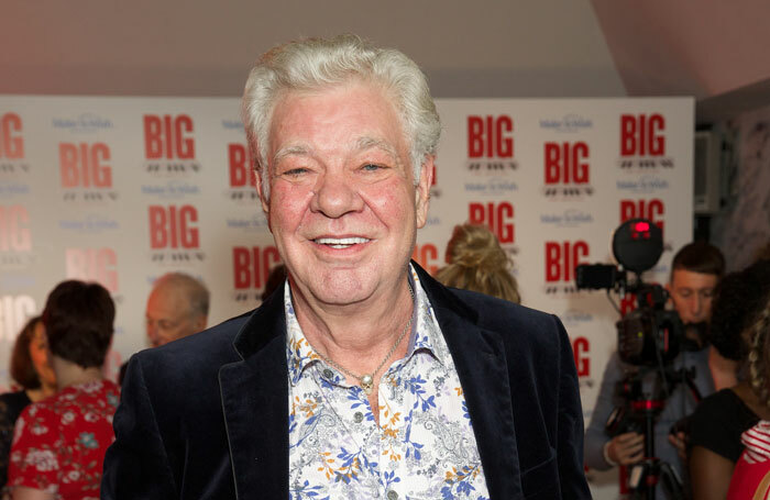 Matthew Kelly has been nominated for Nine Bob Notes for BBC Radio Drama North. Photo: Piers Allardyce