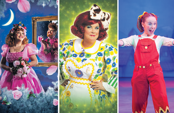 Simon Sladen: Let's find creative ways to upend panto's gender imbalance